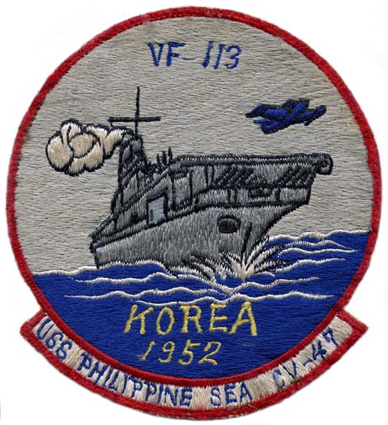 VF-113 Stingers Korea 1952