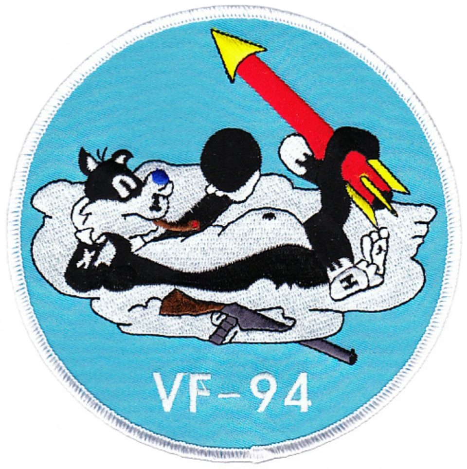 VF-94 Tough Kitty 1952