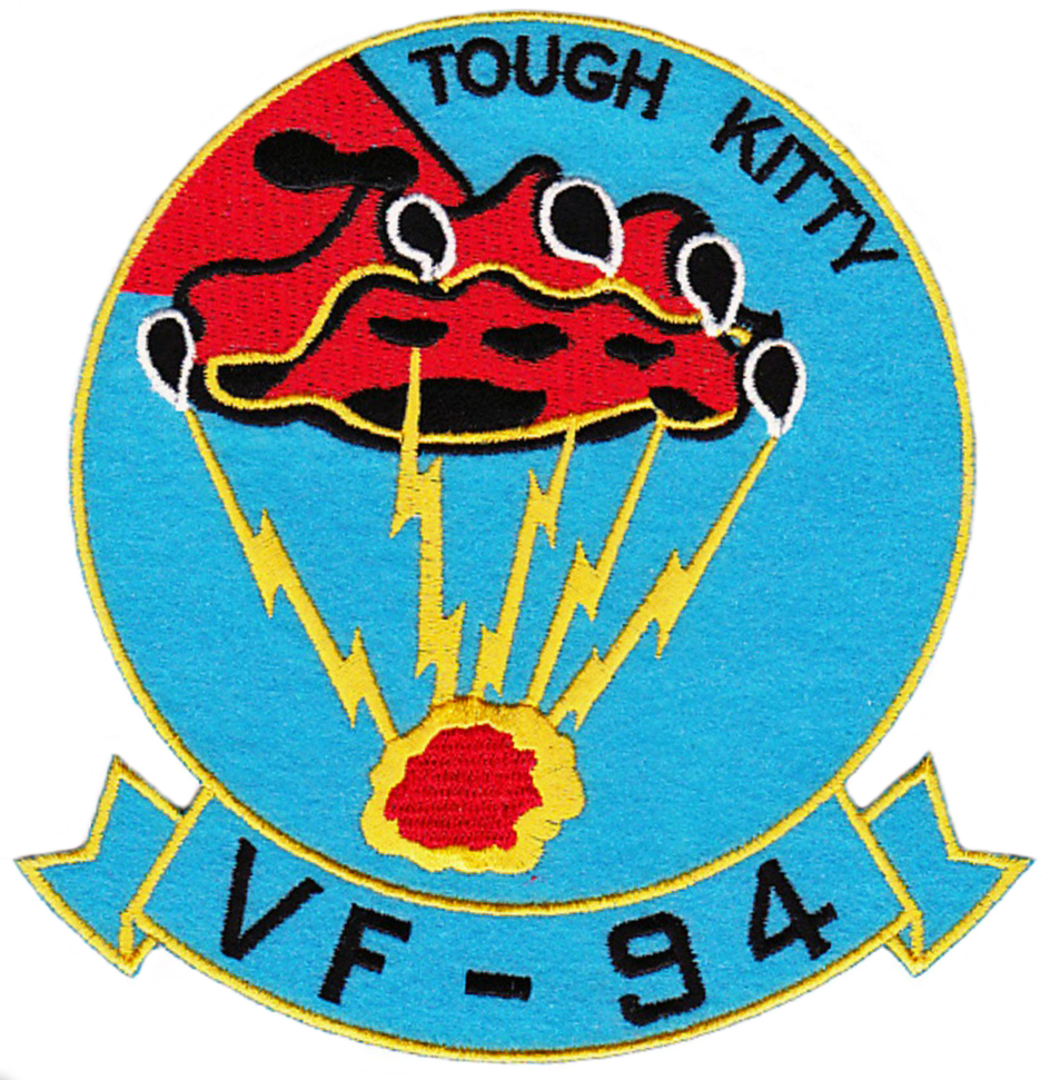 VF 94 Tough Kitty 1955