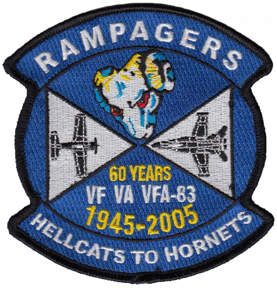 VFA-83 Rampagers 1945-2005