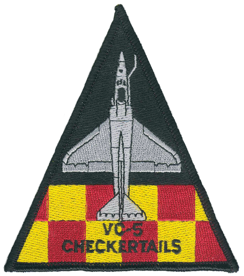 VC-5 Checkertails Skyhawk