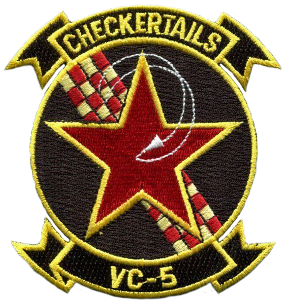 VC-5 Checkertails