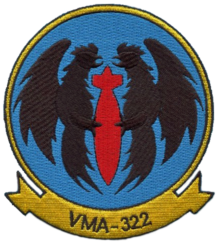 VMA-322 - Fighting Gamecocks