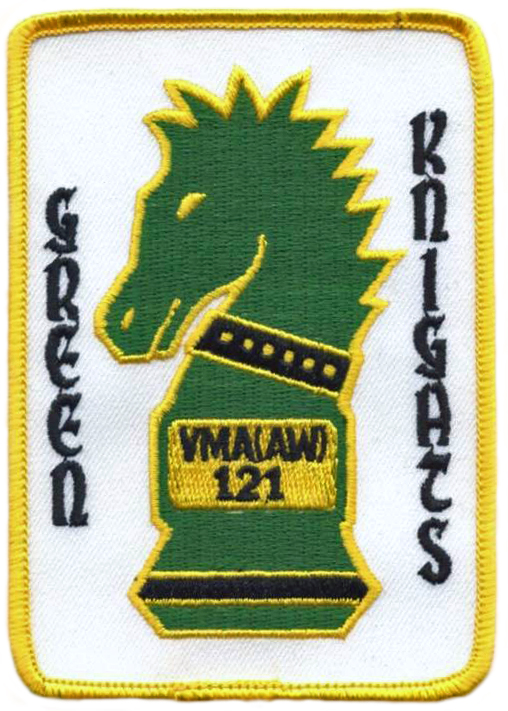 VMA(AW)-121 Green Knights